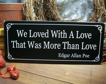 Wood Sign We Loved With A Love Wedding Anniversary Wall Decor
