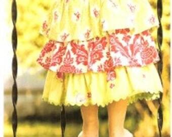 Gracie Ruffle Skirt Sewing Pattern