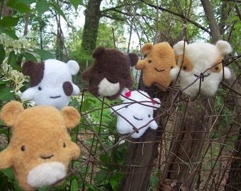 Kids toys plush stuffed hamster Tiny Paisley