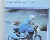 Clymer Kawasaki 250 750cc Triples 1969 1979 Motorcycle Service Repair Manual