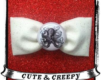 Vintage Octopus Hair Clip