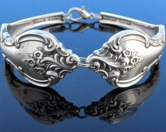 Spoon Bracelet Orleans Pattern Deep Silver