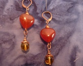 Aphrodite -  Earrings for the Goddess in You