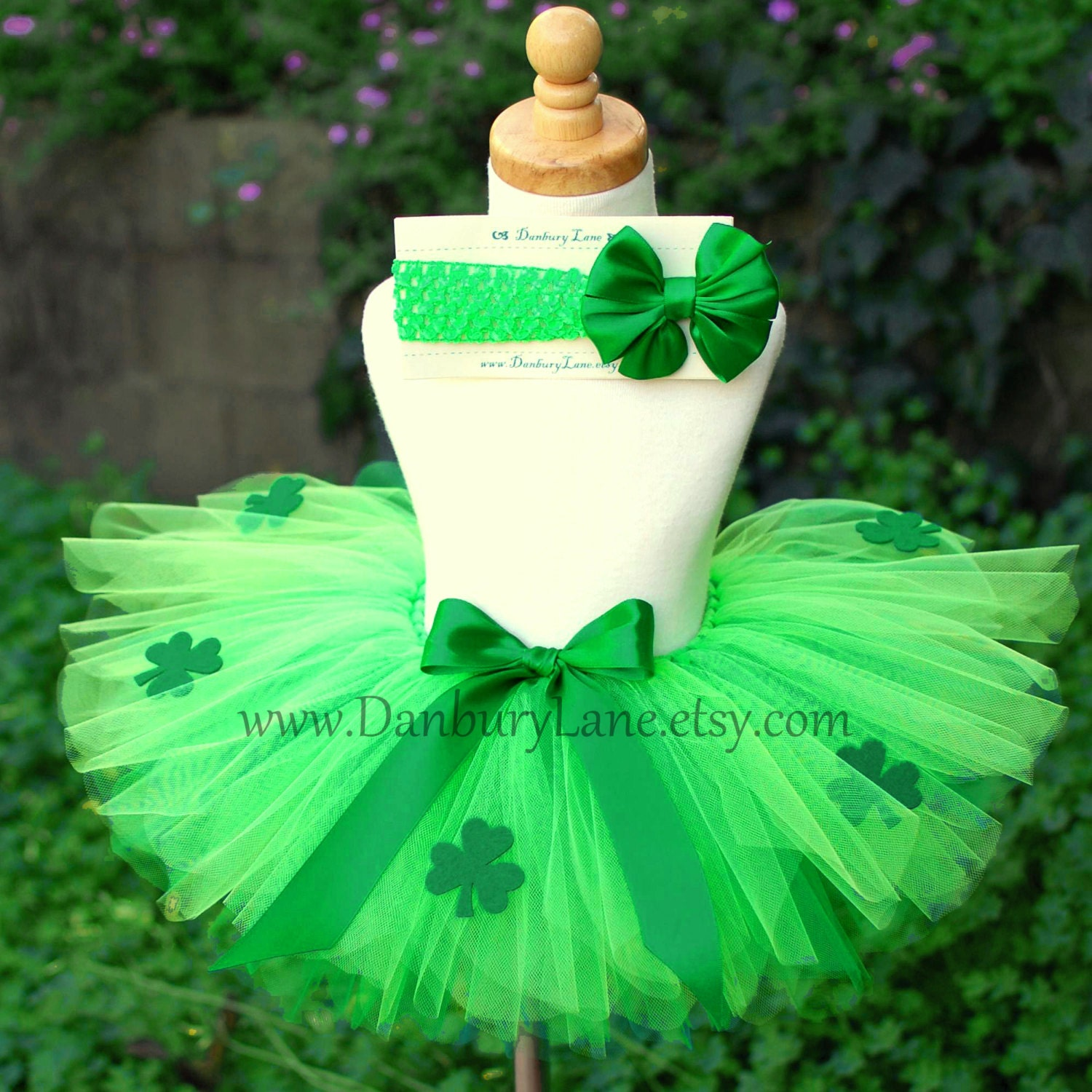 Green Baby Tutu only St Patricks Day costume for dress up or