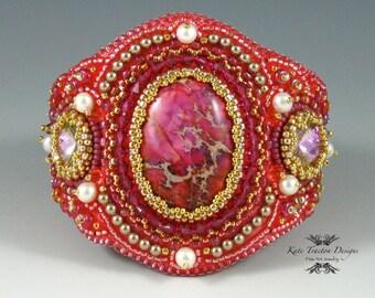 SALE - Gilded Lily Bracelet