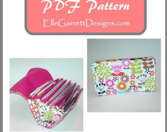 PDF Pattern - Coupon Organizer