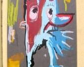 Mad King Lear original outsider art