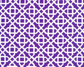 Jennifer Paganelli OCTJP04 Honey Child Mikeala Periwinkle Cotton LAMINATE Fabric 1 Yd