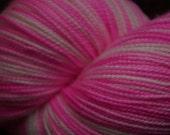 """Firefly Inspired Kaylee's """"Shindig"""" Dress Sock Yarn Superwash Merino Fingering Weight"""