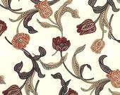 Italy Authentic Florentine Mosaic Tulips Floral Print Italian Paper Tassotti  T569