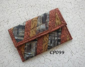 Quilted Coin Purse (CP099)