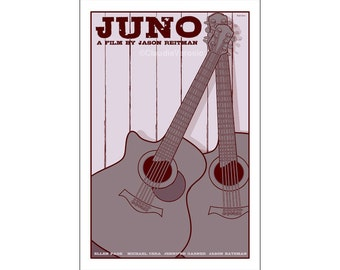 Juno 12x18 inches movie poster