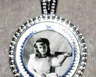 Princess ANASTASIA Romanov Pendant