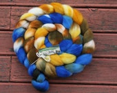 st. alex. hand dyed new zealand polwarth. 4.5oz./127g