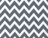 Remix Grey Chevron AAK-13900-12 from Robert Kaufman Fabrics 1/2 yard