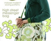 Amy Butler - High Street Messanger Pattern - Ships FREE with any fabric purchase