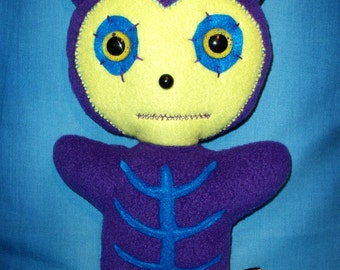 GruSome Teddy Purple