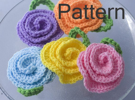 Popular items for pdf crochet on Etsy