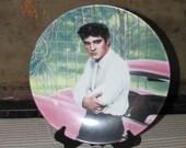 Elvis Presley Bradford Exchange LTD Elvis at the gates of Graceland Plate