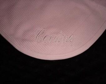 Corrine Personalized Blanket - Thermal Waffle Weave Blanket