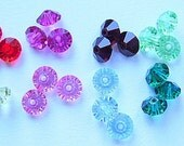 BEADS, Swarovski, 5mm, Article 5305, Color Choice, Beads, Austrian, Crystal, 40 Pieces