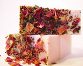 SOAP- Perfect Rose Soap - Vegan Soap - Handmade Soap- Soap Gift