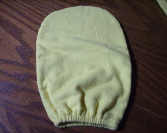 Handmade Muster Duster Mitts (024c)