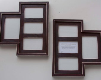 4 Piece Frame Collection 1 8x10 2 5x7 S And 1 5 Opening
