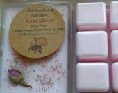 Rose Glace Wax Tart