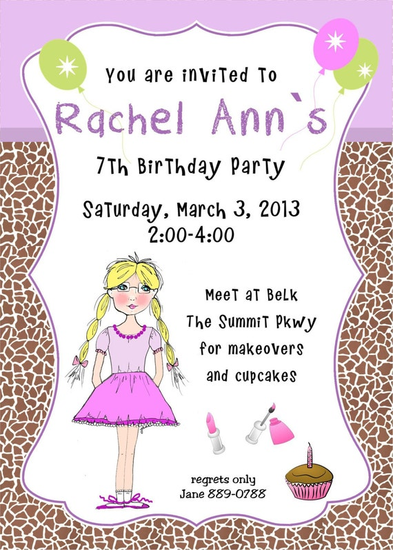 how to have a program of 7th birthday party | just b.CAUSE