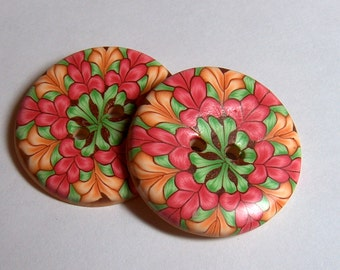 Set of Millifilori Button No. 188