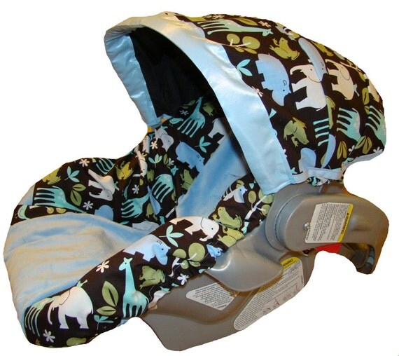 Baby Car Seat Cover Infant Car Seat Cover Carrier Slip
