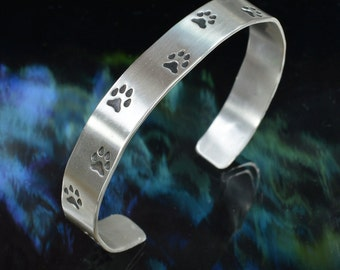 Dog Track Bracelet- Narrow