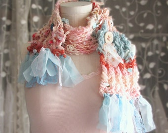 Enchanted Forest Scarf - Fairycakes