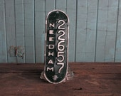 Vintage Bicycle License Plate from Needham, MA