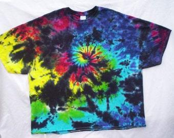 Color Chaos Tie Dye Size 3X