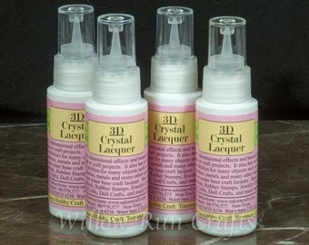 3D Crystal Lacquer 2 oz  (01-03-145)
