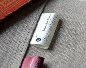 Fabric labels 400 pcs Custom Color Satin Clothing Labels Delivered CUT