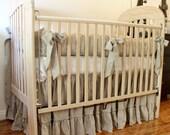 LILY...crib bumper