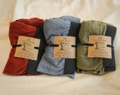 custom listing for Kelly Bennett/3 Pair Package Deal/Boxer Briefs Hemp and Organic Cotton
