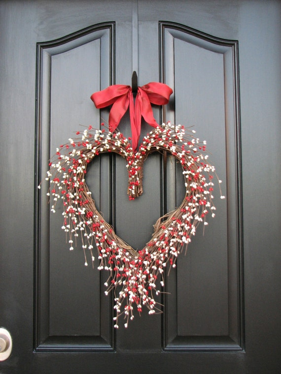 Door Wreaths Be My Valentine Valentine S Wreath