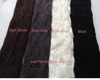 CLEARANCE -Tania - Knit Leg Warmer