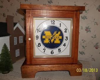 University of Michigan Clock