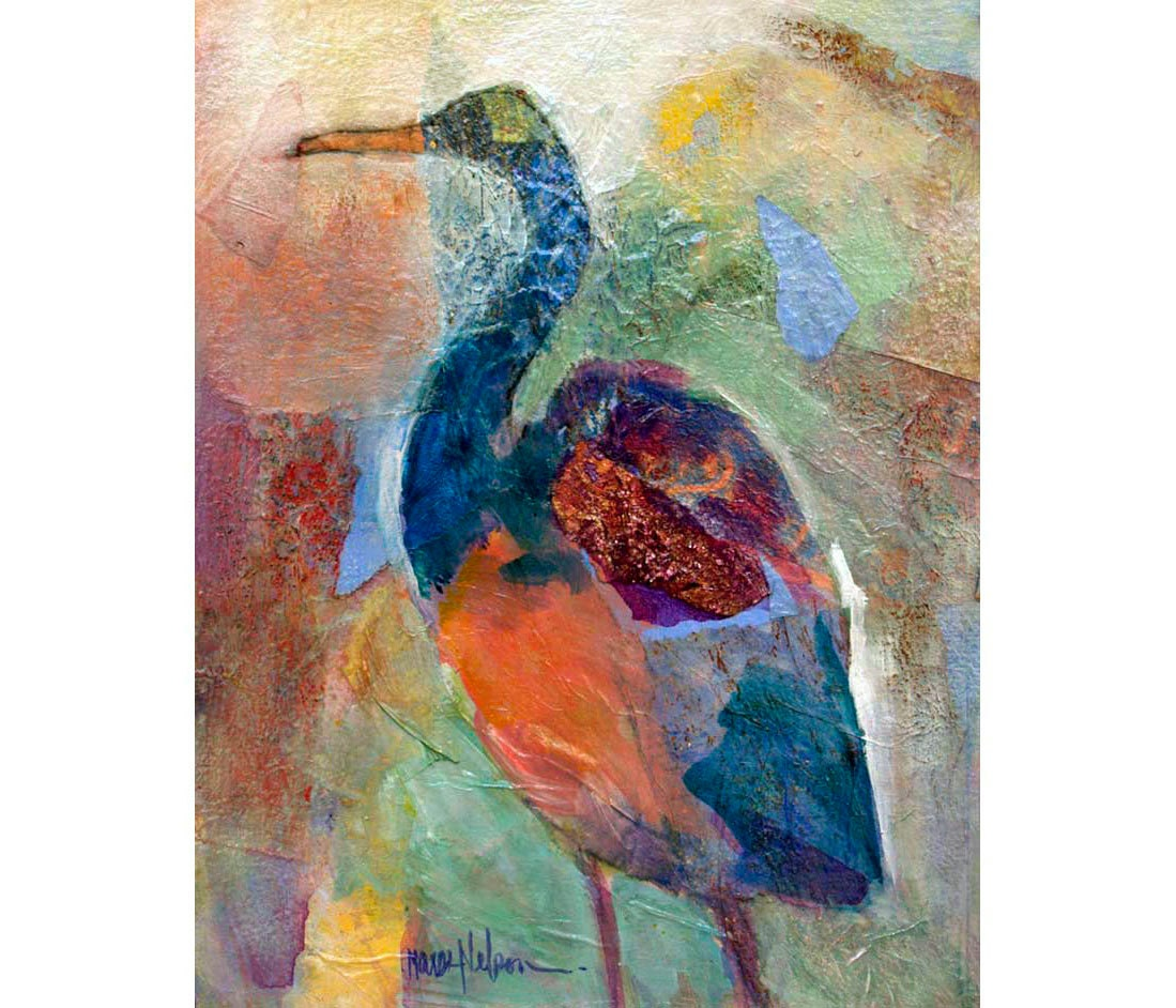 Bird paintings modern - photo#19