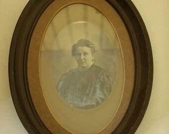 Antique Framed Photograph