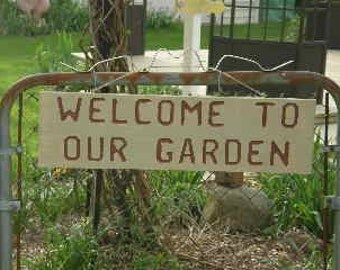Custom garden signs Etsy CA