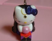 super kawaii hello kitty gypsy fortune teller necklace