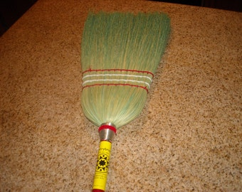 House Warming Broom