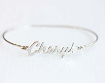 Name Bracelet - Cheryl