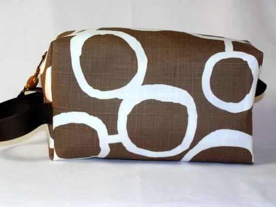 Connected Circles Midi Bag